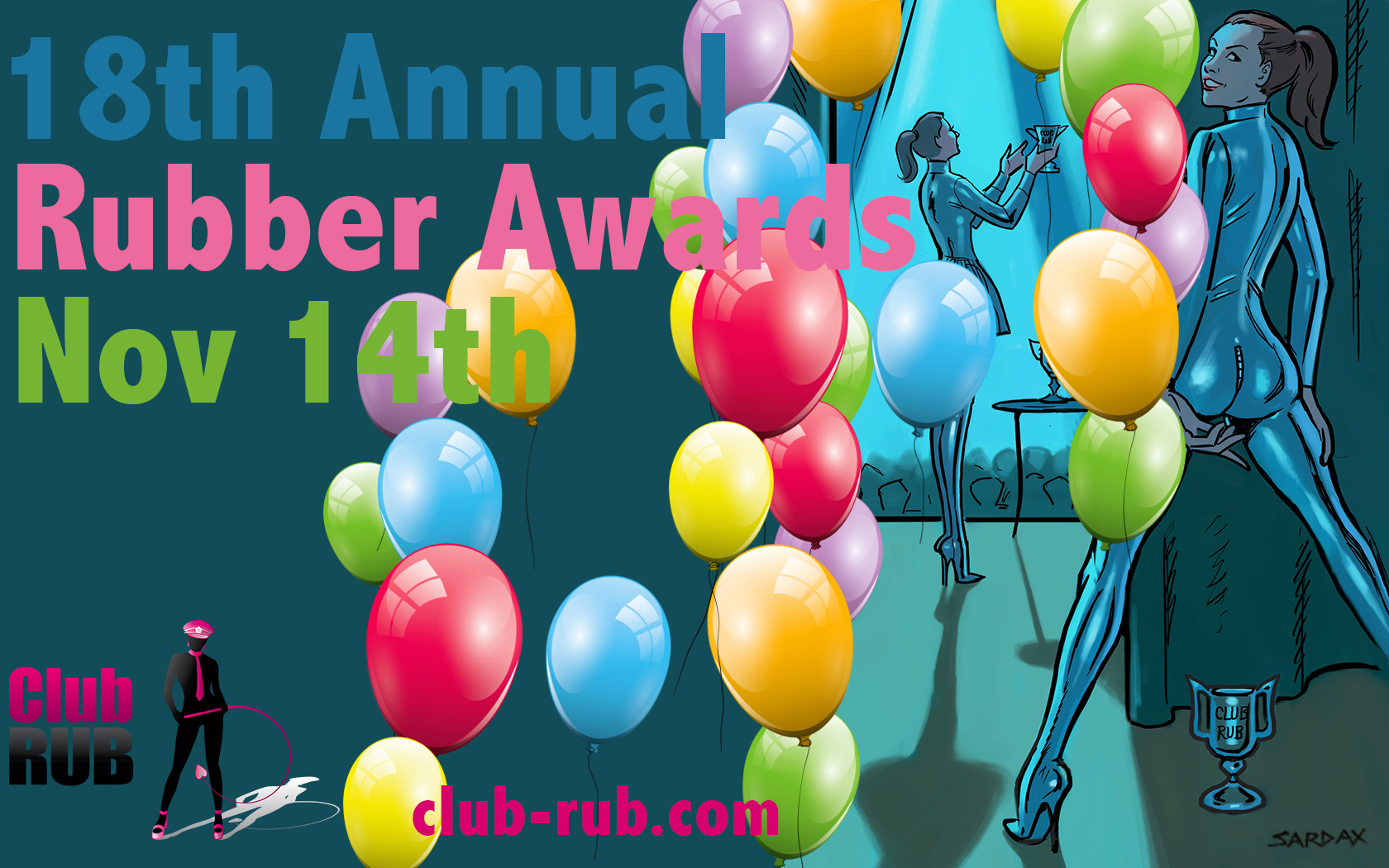 Club Rub Newsletter