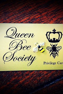 Link to: QUEEN BEE SOCIETY MAY 3RD