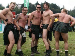 Link to: Up The Kilt Competition