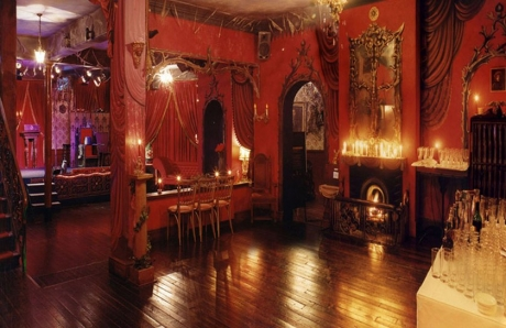 Sumptuous Red Room, Drawing Room & Ballroom