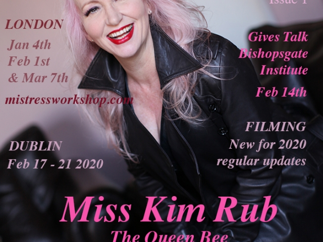 Miss Kim Newsletter 2020