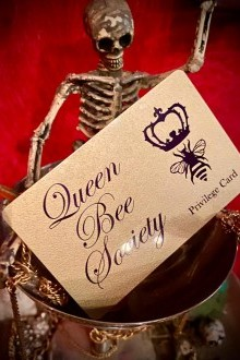 Link to: Queen Bee Society Sept & Dec 2020